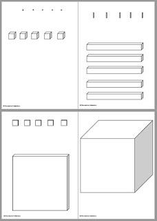 zahlenraumerweiterung bis zur million grundschul ideenbox. Black Bedroom Furniture Sets. Home Design Ideas